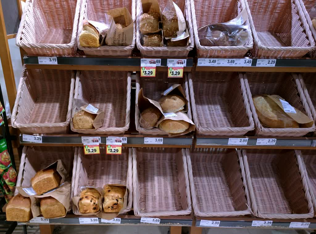 Metro bread
