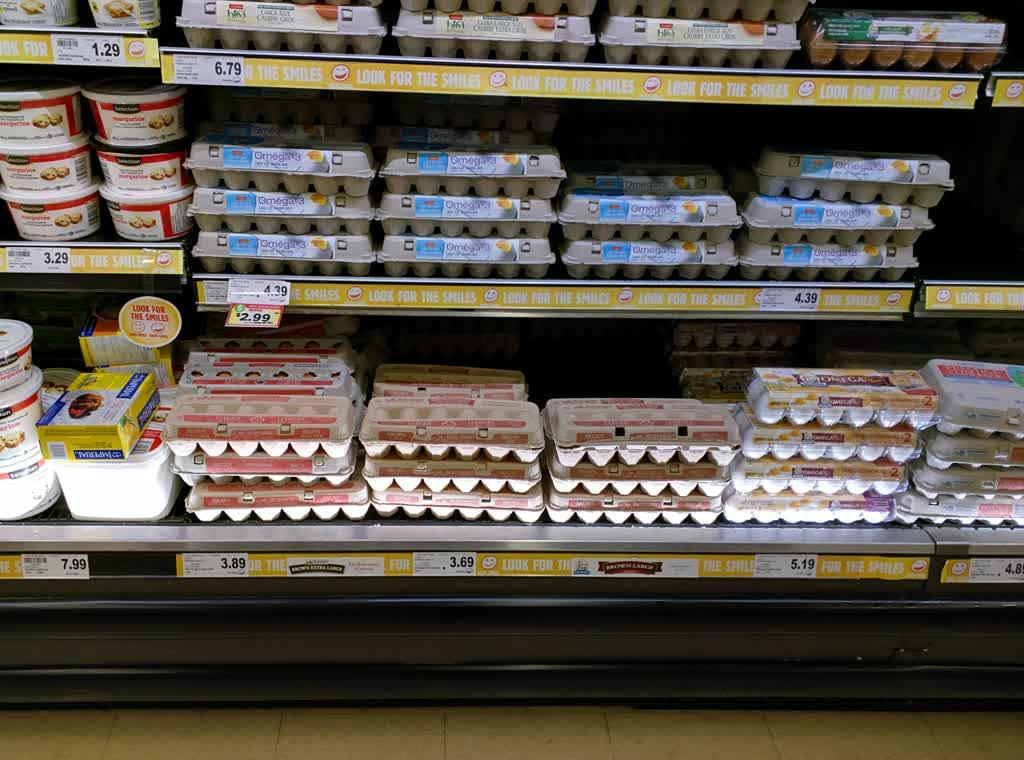 Metro eggs