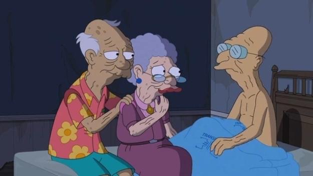 Про старение