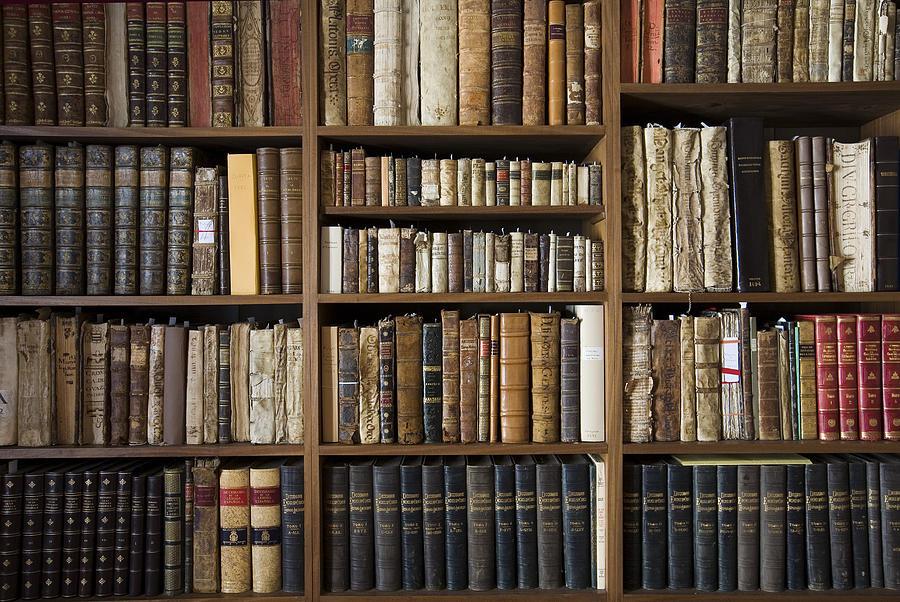 Старая библиотека