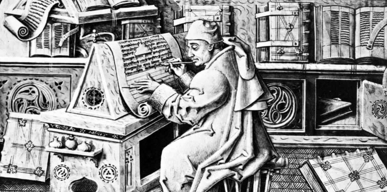 Средневековый блоггер