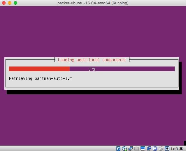 Создание образа Packer: установка Ubuntu