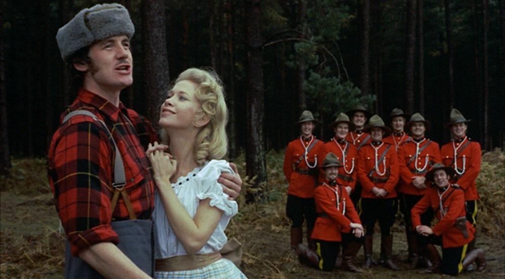 The Lumberjack Song