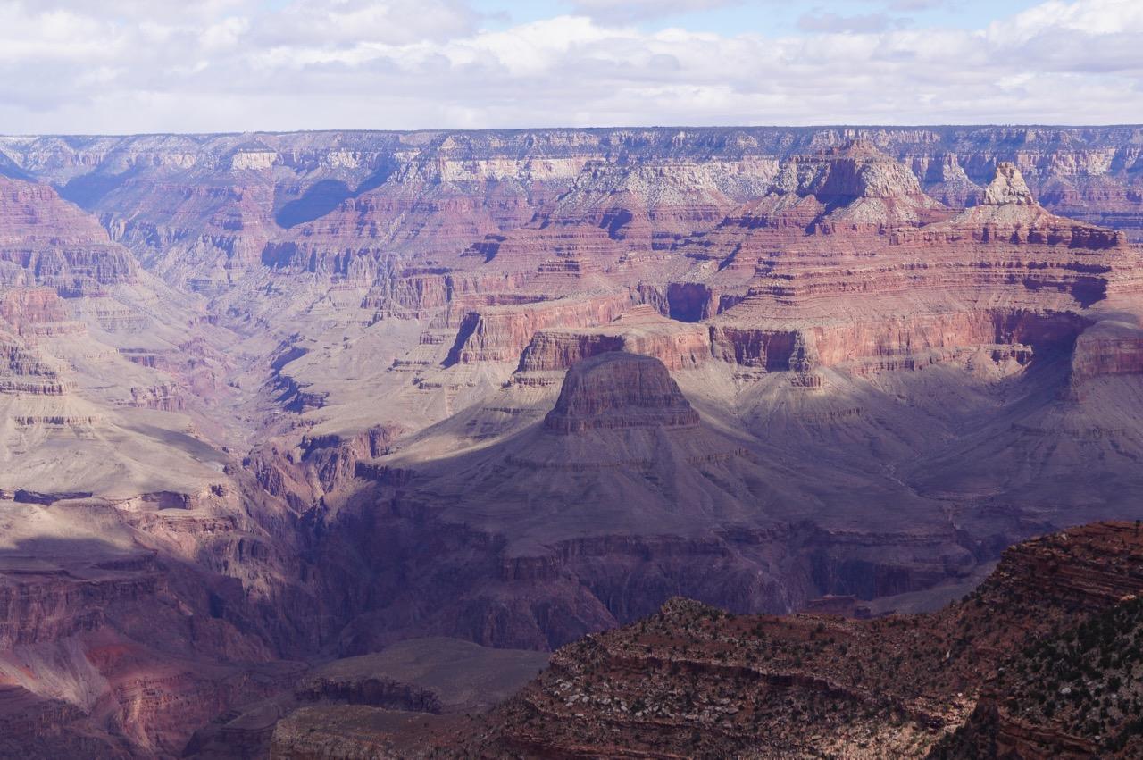 Первое дно каньона