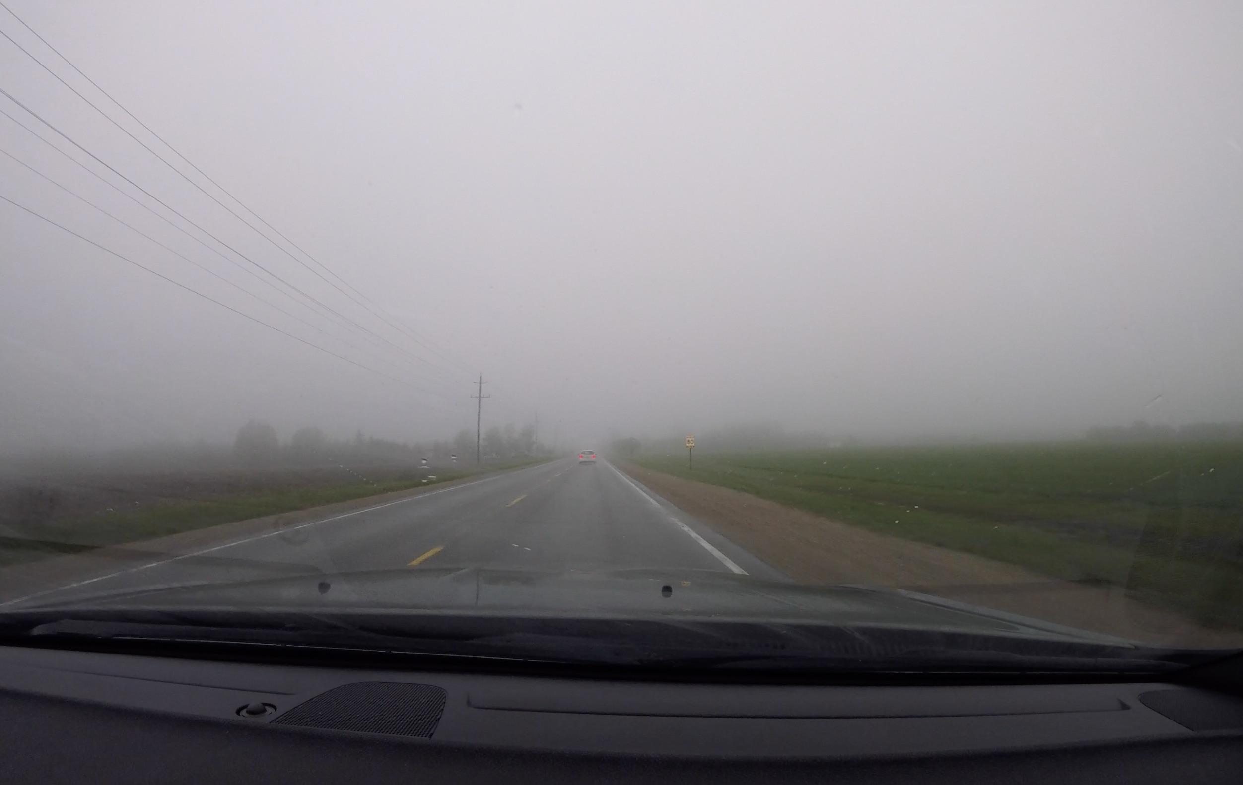 Туман (по Стивену Кингу)